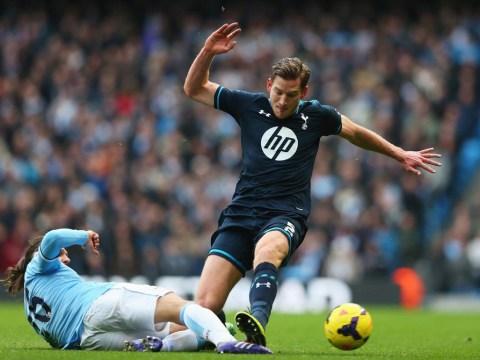Tottenham star Jan Vertonghen confirms on Twitter he's closing in on full fitness