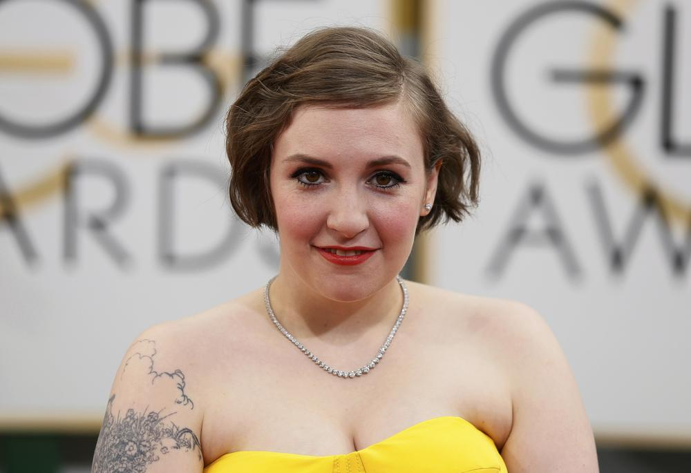 Lena Dunham: Seeing somebody who looks like you having sex on television is uncomfortable