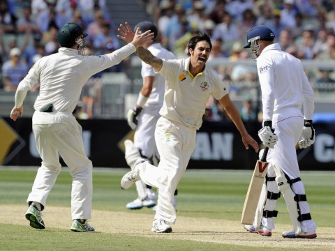 The Ashes 2013-14: Mitchell Johnson accuses England of dirty tricks