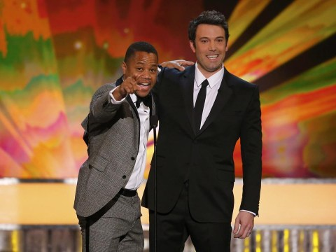 Cuba Gooding Jr shocks Ben Affleck at SAGs by pulling a Kanye West