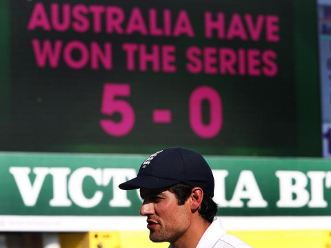 The Ashes 2013/14 – England player ratings: Zeros for Graeme Swann, Monty Panesar and Boyd Rankin