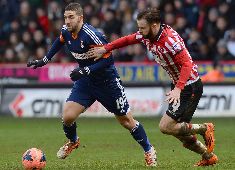 Adel Taarabt 'in talks over AC Milan transfer with Cristian Zaccardo headed to Fulham'