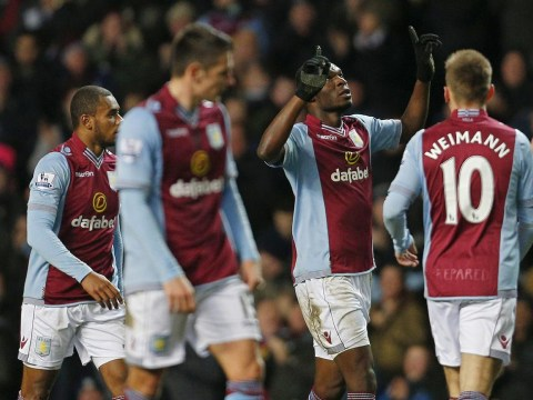 Christian Benteke's goal against Arsenal may not have been in vain