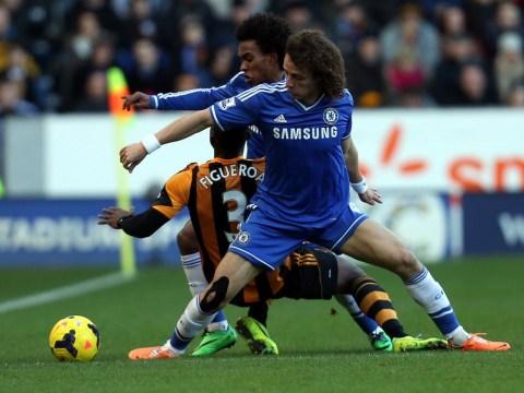 Barcelona 'set aside £30m' as they prepare David Luiz swoop