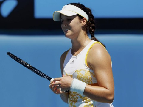 Australian Open: Five things you may have missed as Laura Robson and Heather Watson crash out on day one
