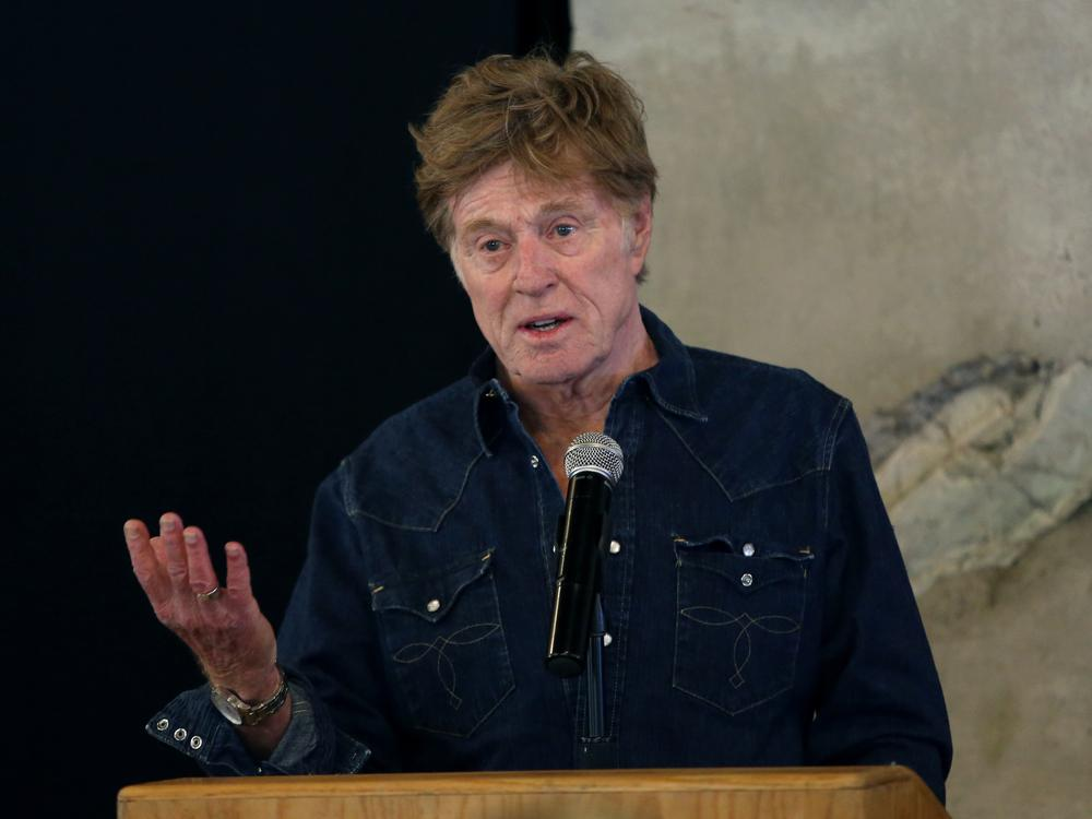 Robert Redford signed up for Captain America: The Winter Soldier so he could experience 'high technology'