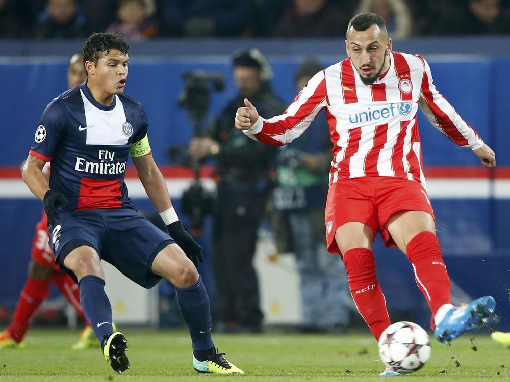 Fulham 'closing in' on Kostas Mitroglou transfer – lowdown on the Olympiakos striker
