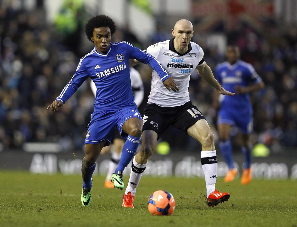 How Chelsea's Willian is proving his critics wrong