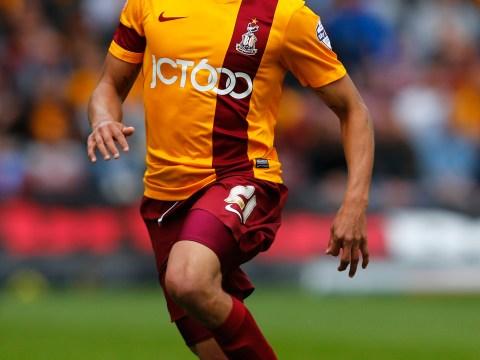 Aston Villa close in on Bradford City's Nahki Wells to end striker problems