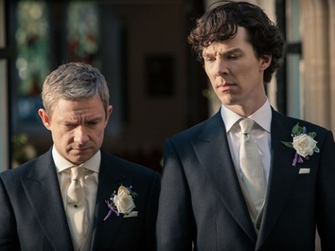Sherlock series 3, episode 2 – The Sign of Three: Wedding bells and a new direction