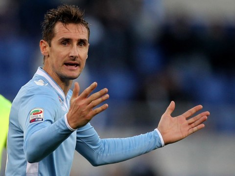 Miroslav Klose 'left upset as deadline day Arsenal transfer collapses'