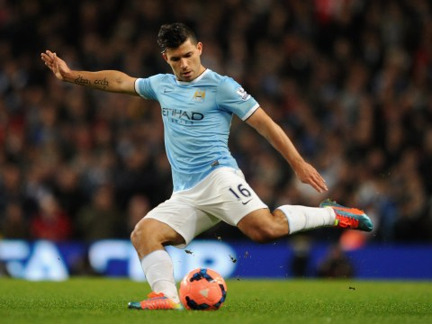 How will Sergio Aguero fit into Manchester City's free-scoring strike force?