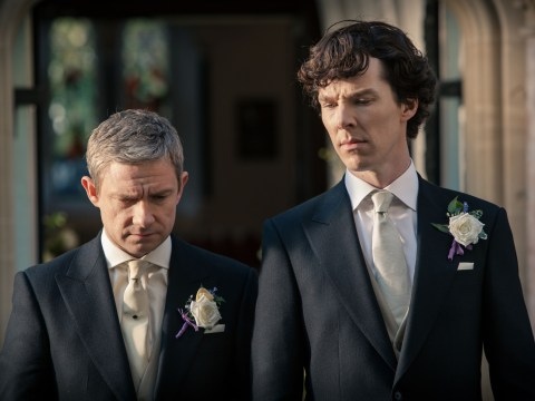 Sherlock Holmes and John Watson (b)romance gets The Sign Of Three fans talking