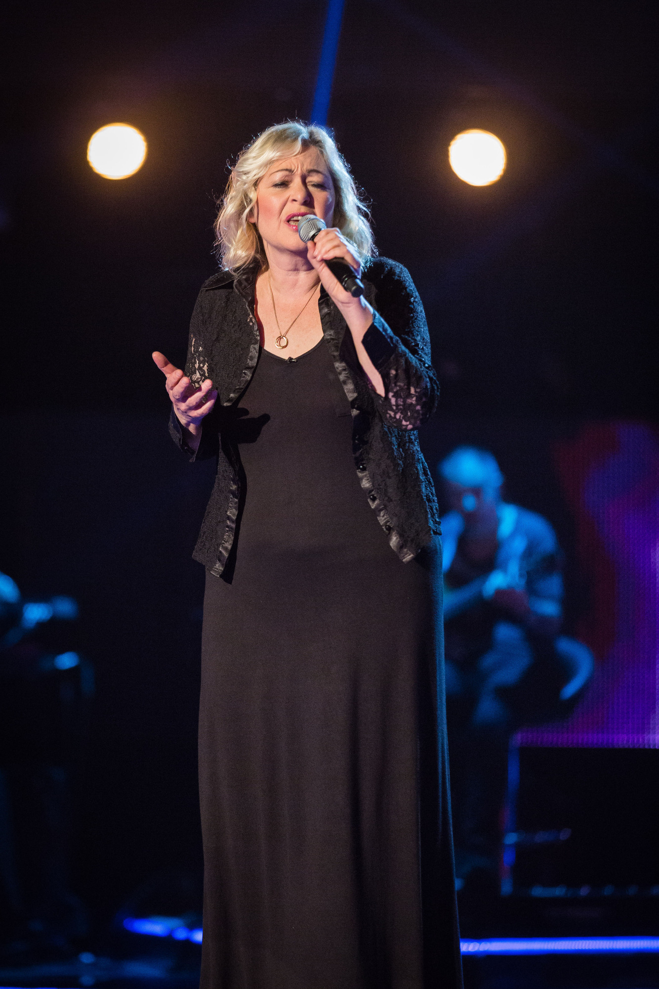 The Voice's Sally Barker: I thought record deal offer was a joke