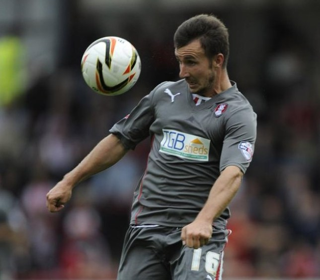 Matt Tubbs in action for Rotherham earlier this season (Picture: Getty Images)
