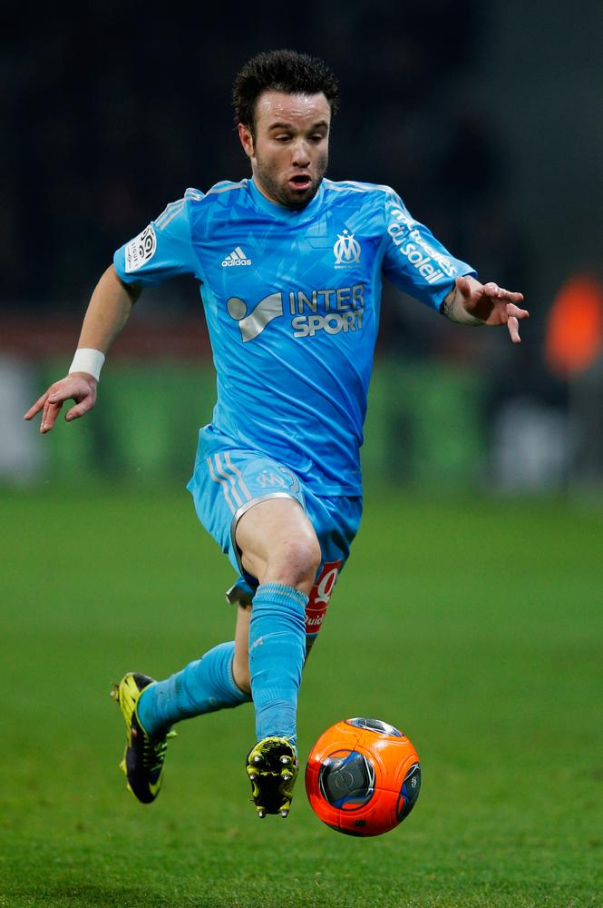 Liverpool and Arsenal target Mathieu Valbuena keen on summer move to Premier League