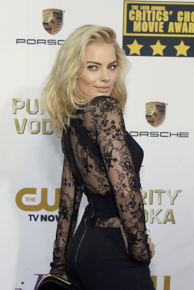 Margot Robbie is reportedly dating crew member Henry Aitken (Photo:  Kevork Djansezian/Reuters)