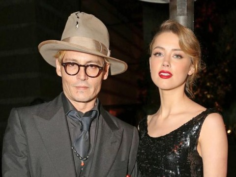 'They couldn't be happier': Johnny Depp is engaged to Amber Heard
