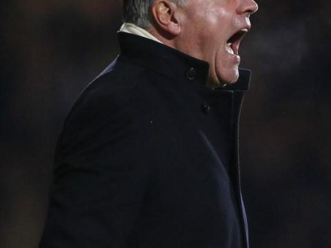 Sam Allardyce drops F-bomb on West Ham's failed Lacina Traore transfer