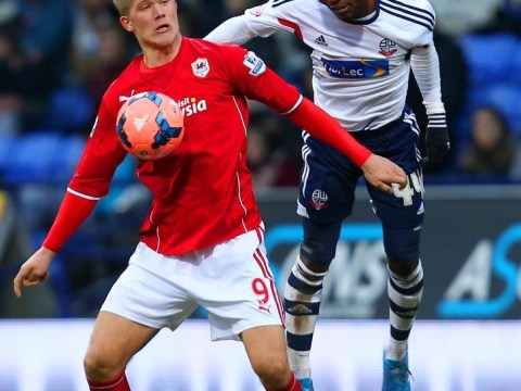 Is Cardiff City owner Vincent Tan cutting his nose to spite his face over Andreas Cornelius?