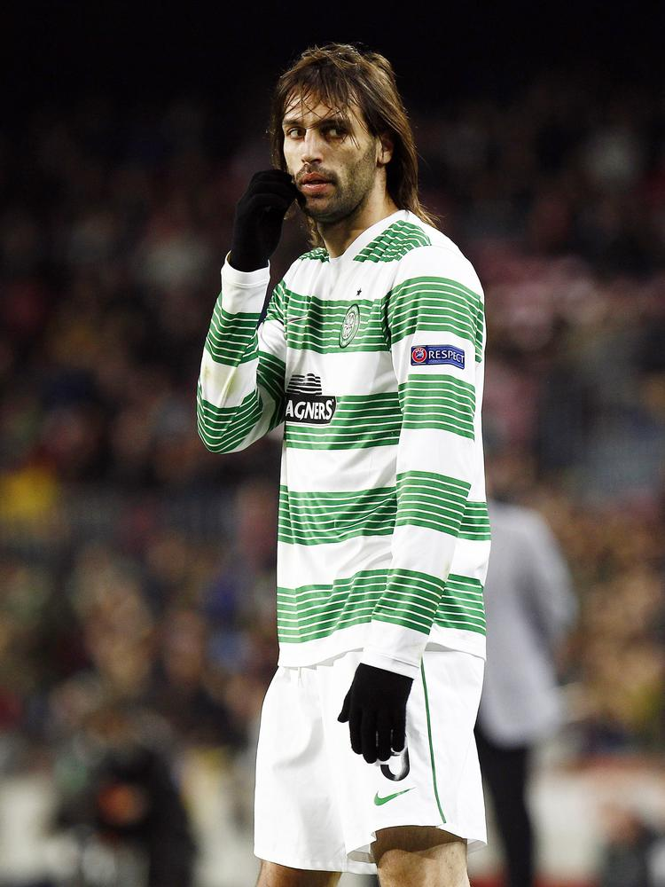 Has time run out on Georgios Samaras's Celtic career?