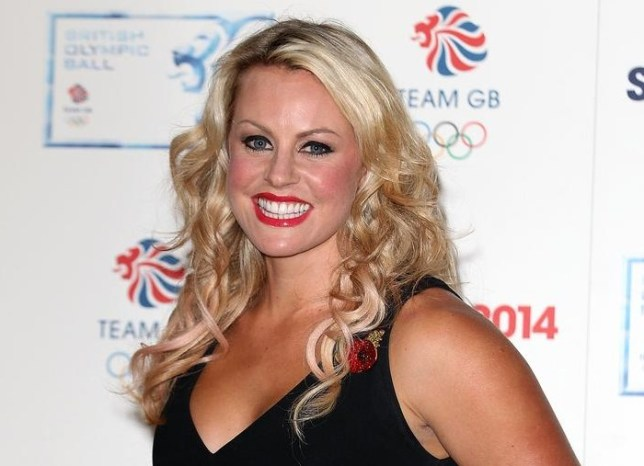 Chemmy Alcott has a high profile on and off the piste (Picture: Getty Images)