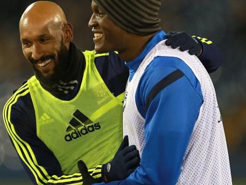 Romelu Lukaku backs Nicolas Anelka over 'quenelle' charge