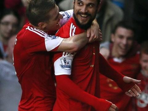Juventus interest in Dani Osvaldo edges Mirko Vucinic closer to Arsenal transfer