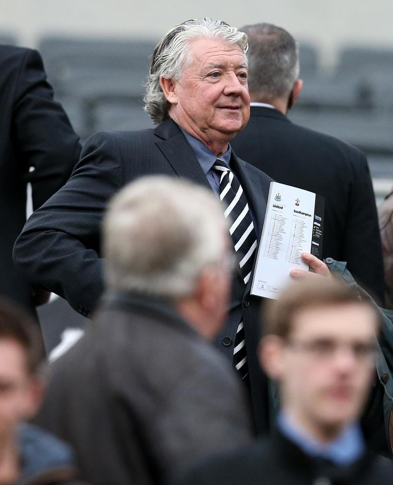 Joe Kinnear admits it's likely to be another uneventful transfer window for Newcastle fans