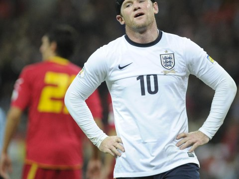 Wayne Rooney's Manchester United contract hold-out may be good news for England's World Cup bid