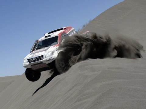 Gallery:  Dakar Rally 2014 – days 1-4