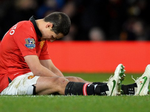 Gallery: Manchester United v Sunderland – Capital One Cup 2014 Semi-Final: Second Leg
