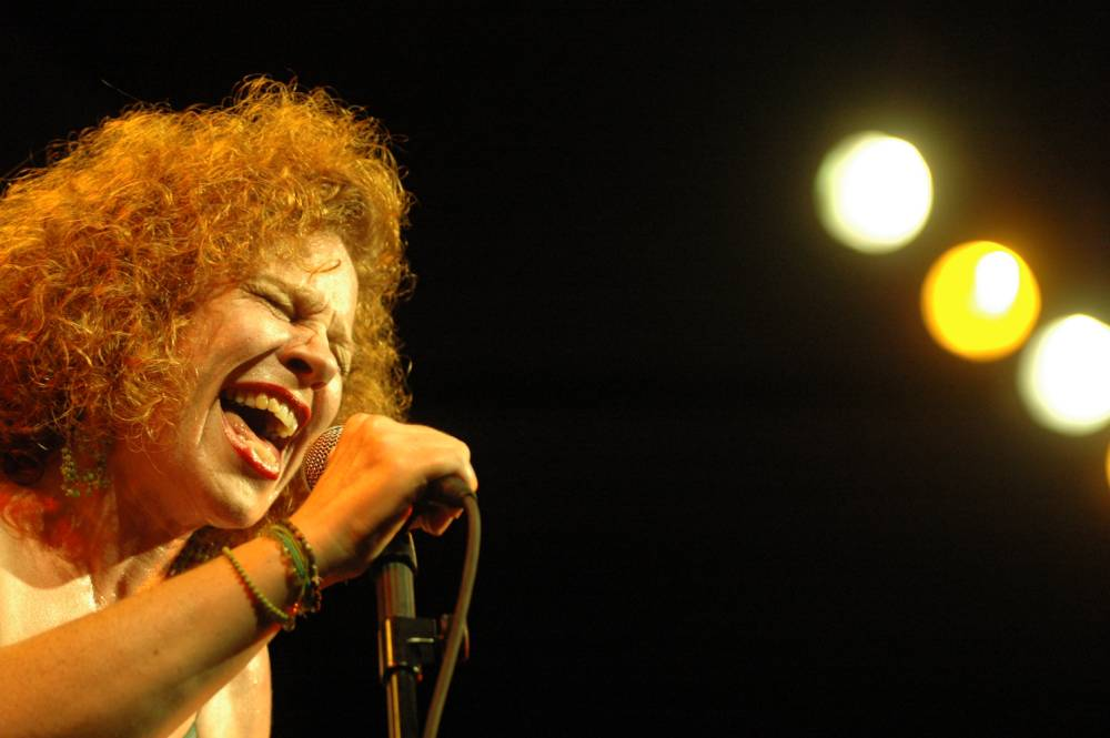 Sarah Jane Morris's low notes should prove a highlight at Ronnie Scott's