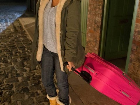 'Worst moment in Corrie history': Coronation Street fans left distraught as Michelle Keegan leaves the cobbles