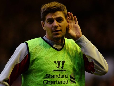 Steven Gerrard goads Hull fans from touchline during Liverpool victory