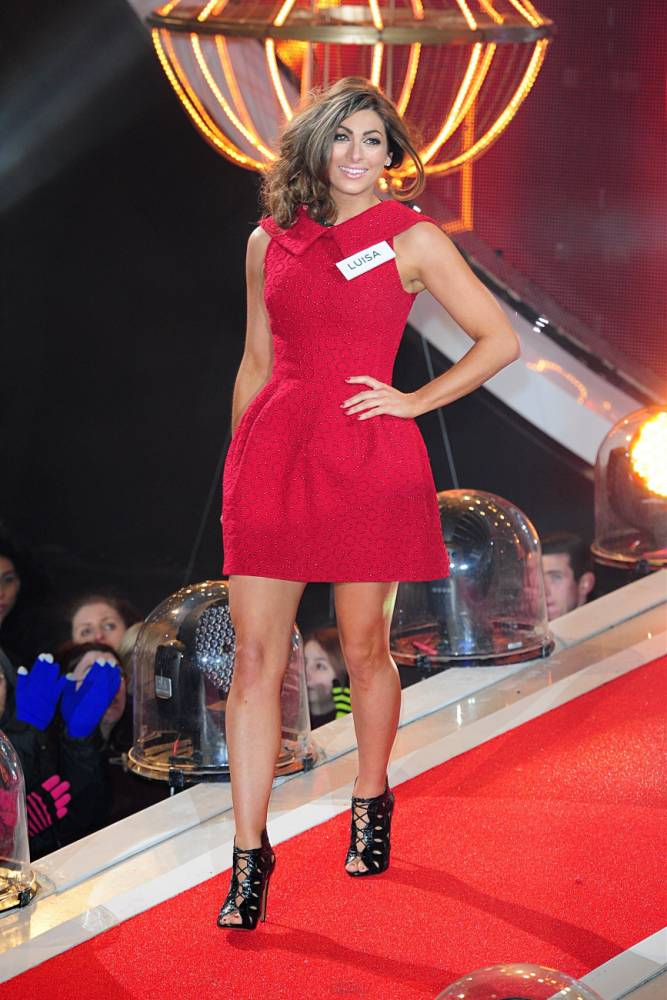 Luisa Zissman - Celebrity Big Brother 2014