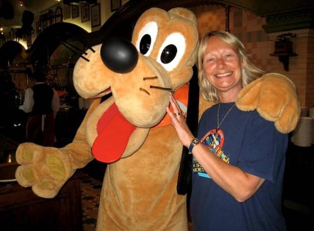 Disney fan Debbie is top TripAdvisor