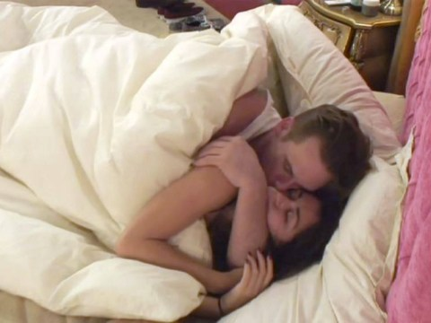 Celebrity Big Brother 2014: Lee Ryan and Casey Batchelor finally kiss – but they're still no match for racy Jasmine Waltz