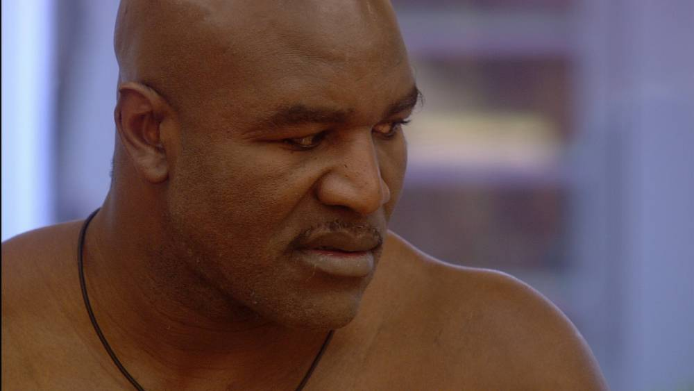 Celebrity Big Brother star Evander Holyfield slammed by Stonewall over homophobic comments