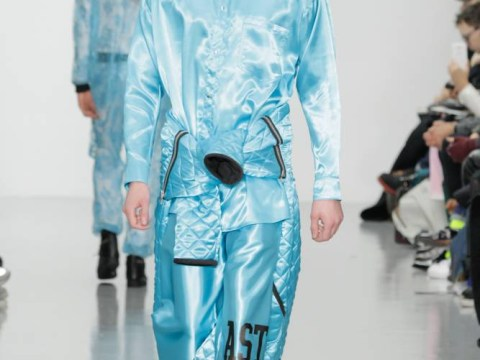 London Collections: Men – Astrid Andersen's streetwear isn't just for cool kids