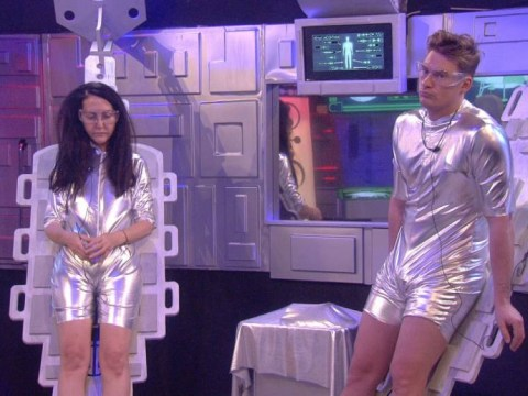 Celebrity Big Brother 2014: Lee Ryan turns to Liz Jones for impromptu confessional
