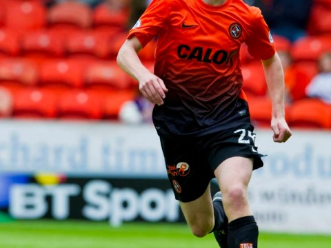 Swansea join Everton in race for Dundee United youngster Andrew Robertson