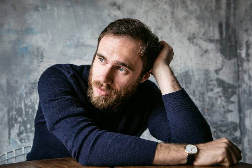 James Vincent McMorrow has changed tack (Picture: Philippe Mazzoni)