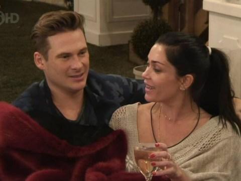 Celebrity Big Brother 2014: Lee Ryan reveals he's bisexual, Luisa Zissman suggests an orgy