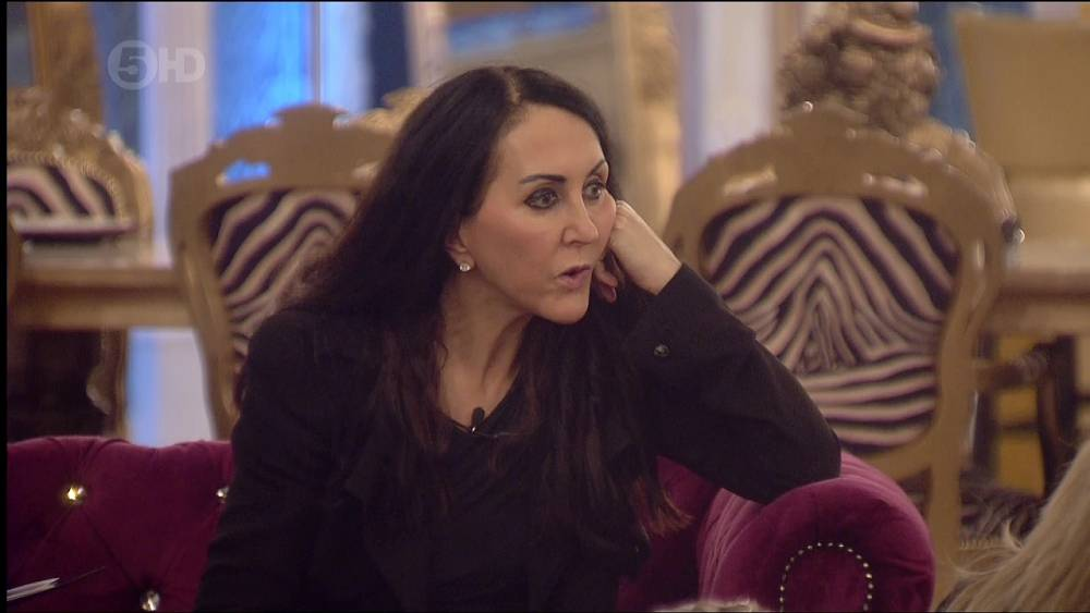 Celebrity Big Brother 2014: Liz Jones faces laundry pile after discussing nominations