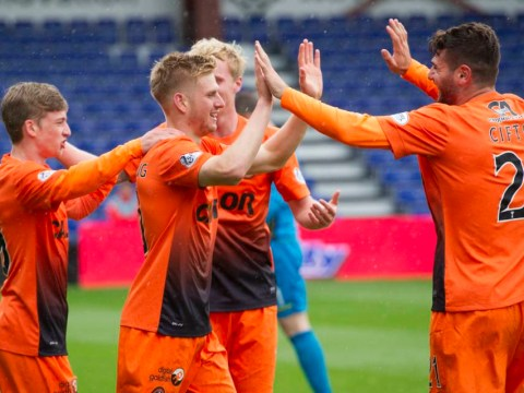 Dundee United's golden generation keen to stay together