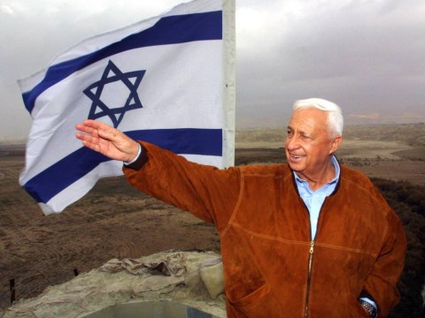 Ariel Sharon dies: Former Israeli prime minister's life in two minutes