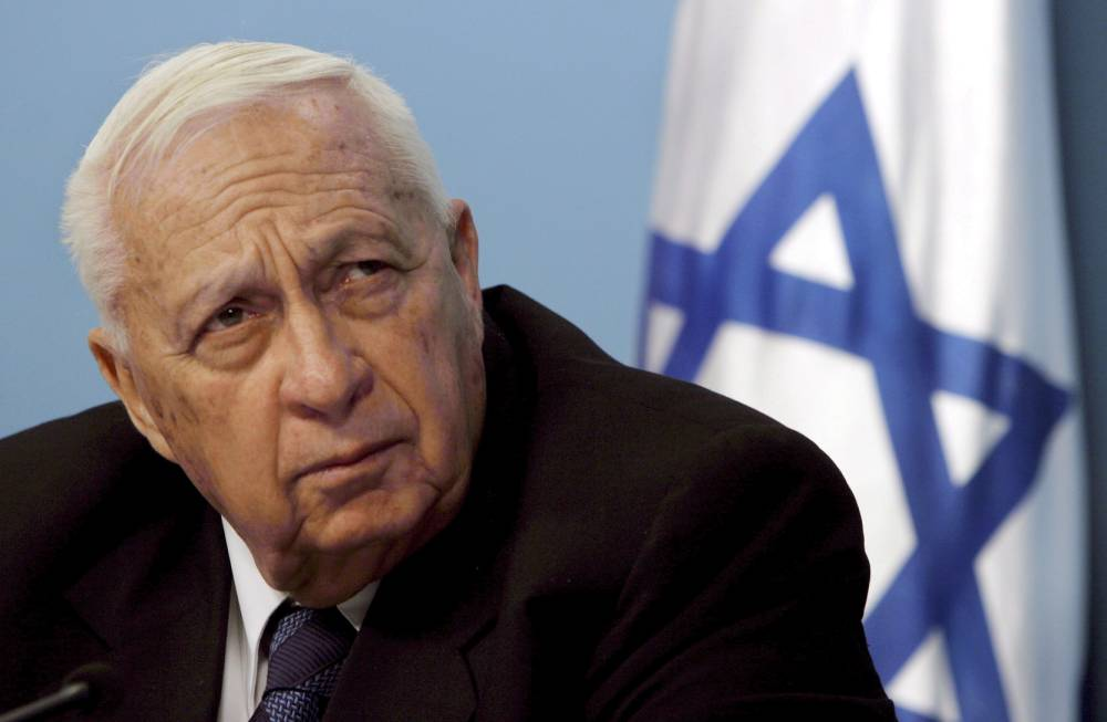 Ariel Sharon lies in state as thousands of Israelis pay their respects to former leader