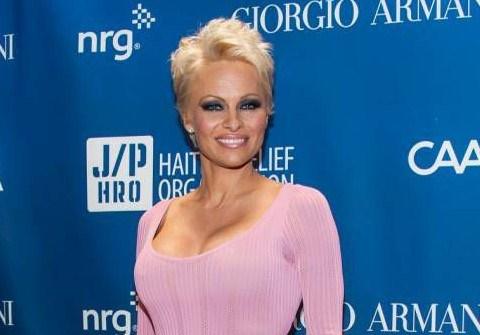 Pamela Anderson reveals she has secretly remarried ex-husband Rick Salomon