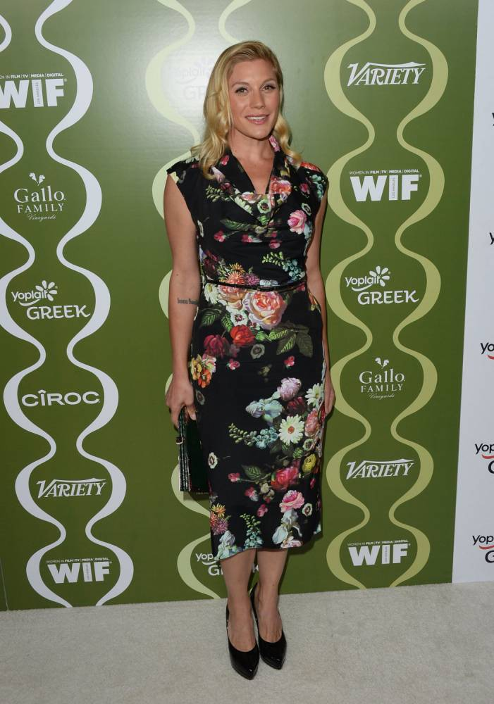 Actress Katee Sackhoff: I've always looked at this as a job – it's not my life
